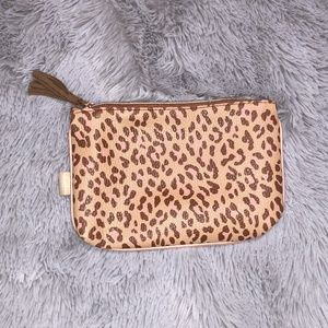 FREE w/ $40 Purchase - Ipsy Leopard Makeup Bag